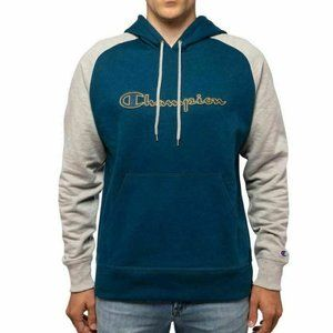 NEW!!! Champion Men's Long Sleeve Pullover Hoodie